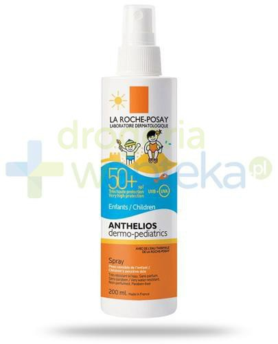 La Roche Anthelios Dermo-Pediatrics SPF50+ spray dla dzieci 200 ml