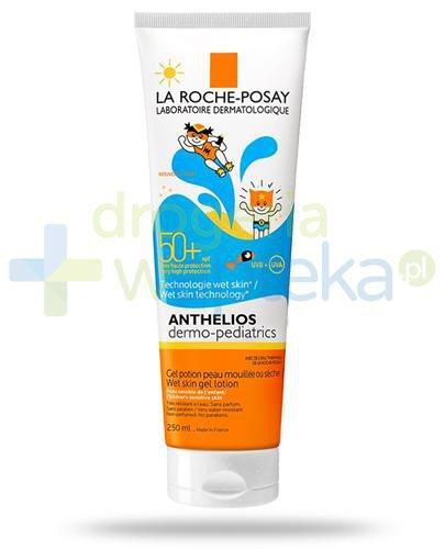 La Roche Anthelios Dermo-Pediatrics Wet Skin SPF50+ mleczko do ciała dla dzieci 250 ml