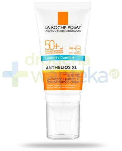 La Roche Anthelios XL Confort BB krem SPF50+ barwiący do twarzy 50 ml  whited-out