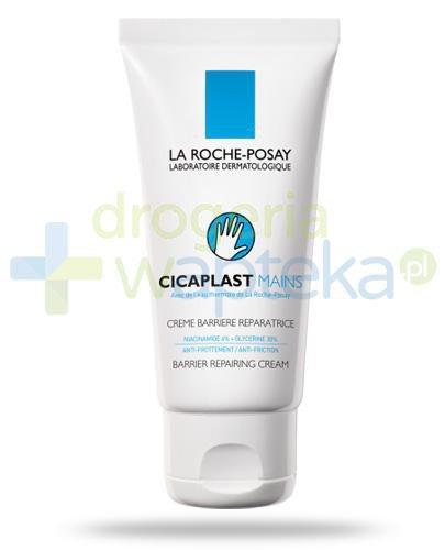 La Roche Cicaplast regenerujący krem barierowy do rąk 50 ml