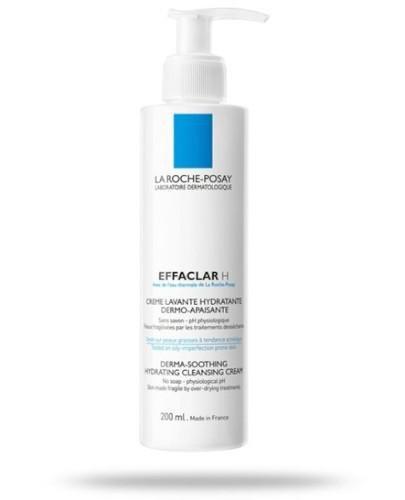 La Roche Effaclar H krem myjący kojąco nawilżający 200 ml + La Roche Effaclar żel ocz...