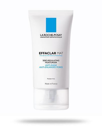 La Roche Effaclar Mat krem nawilżający przeciw błyszczeniu skóry 40 ml
