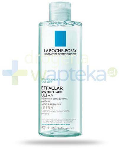 La Roche Effaclar Ultra płyn micelarny do skóry tłustej 400 ml