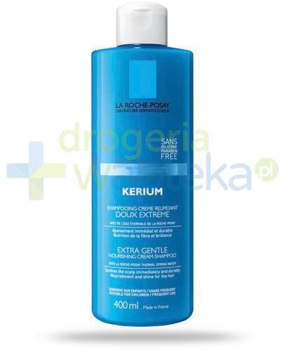 La Roche Kerium szampon ekstremalnie delikatny 400 ml [13261]