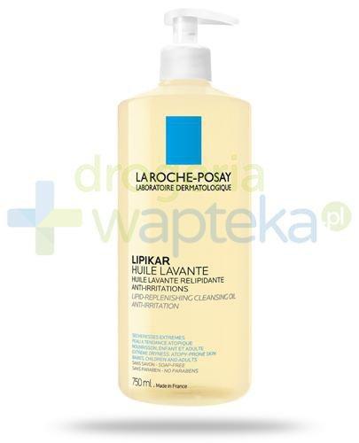 La Roche Lipikar Huile Lavante olejek myjący uzupełniający poziom lipidów 750 ml