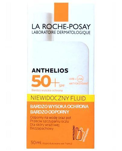 La Roche Posay Anthelios SPF50 niewidoczny fluid 50 ml