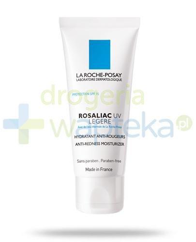 La Roche Posay Rosaliac UV Legere wzmacniający krem nawilżający do skóry naczynkowe...