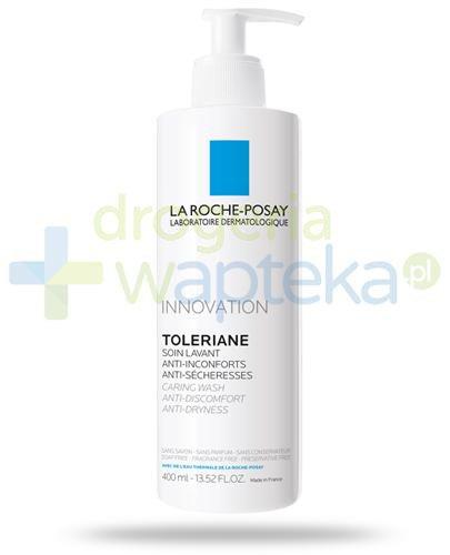 La Roche Toleriane łagodna emulsja oczyszczająca do skóry wrażliwej, normalnej i miesz...