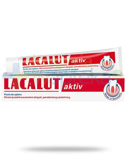 Lacalut Activ pasta do zębów 75 ml