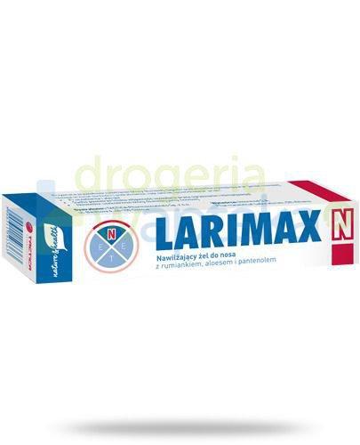 Larimax N nawilżający żel do nosa 15 g
