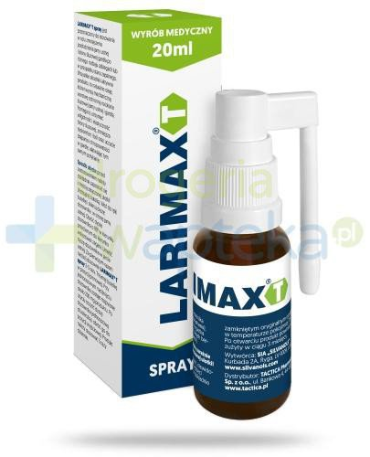 Larimax T spray do jamy ustnej 20 ml