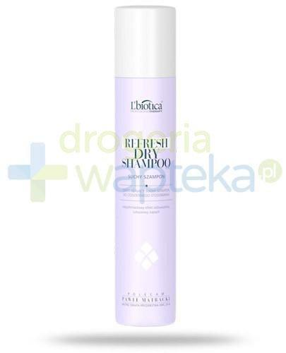 Lbiotica Professional Therapy Refresh suchy szampon kwiatowy 200 ml