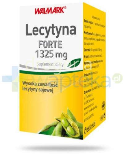 Lecytyna Forte 1325 mg 60 kapsułek
