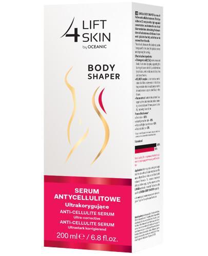 Lift 4 Skin Body Shaper serum antycellulitowe ultrakorygujące 200 ml