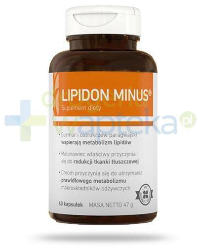 AMC Lipidon Minus 60 kapsułek