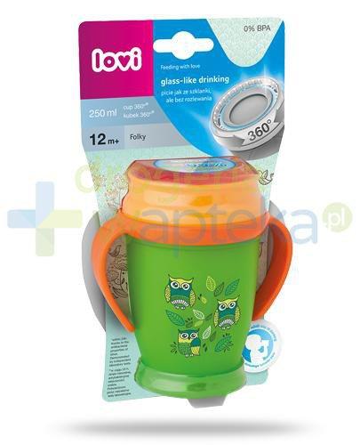Lovi Folky 360°  kubek dla dzieci 12m+ 250 ml [1/543_new]
