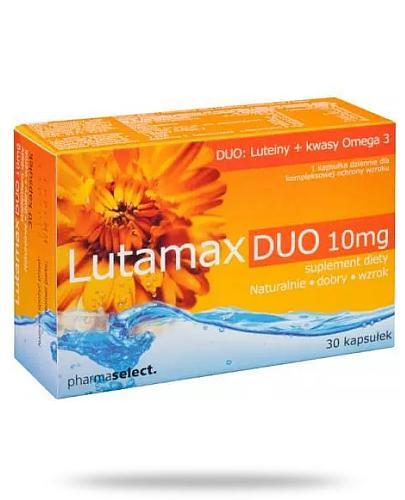 Lutamax Duo 10 mg 30 kapsułek