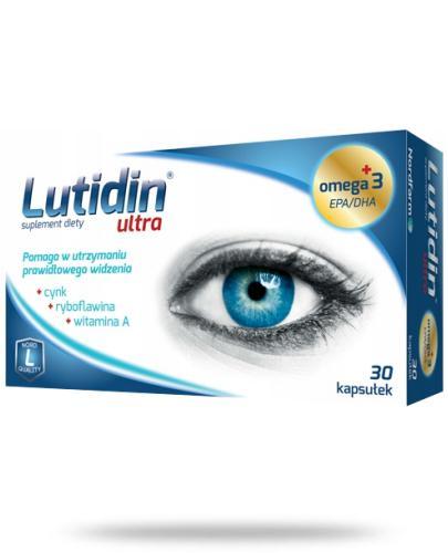 Lutidin Ultra 30 kapsułek