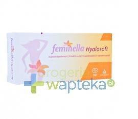 Feminella Hyalosoft 10 globulek dopochwowych