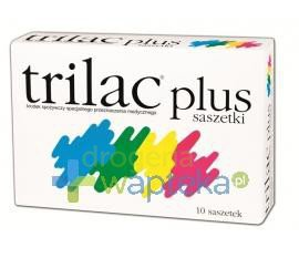 Trilac plus 10 saszetek