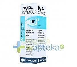 PVP-Comod krople do oczu 10 ml
