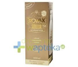 BIOVAX Szampon Argan Makadamia Kokos 400ml  whited-out