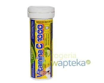 Vitamina C 1000 mg 10 tabletek musujących