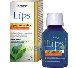 LIPS Płyn przeciw aftom 100 ml