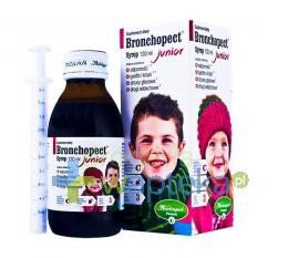 Bronchopect Junior syrop 120ml