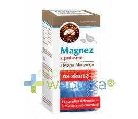 Magnez z potasem 30 kapsułek  whited-out