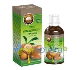 Olej arganowy z Maroka BIO 50 ml LABOLATORIA  whited-out