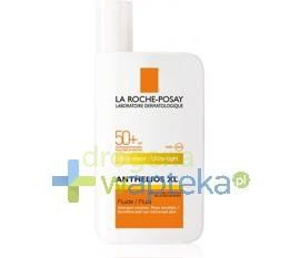 LA ROCHE Anthelios SPF50+ ultra lekki fluid do twarzy 50ml