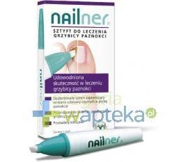 Nailner Sztyft przeciw grzybicy paznokci 4 ml [Data ważności 31-01-2019]