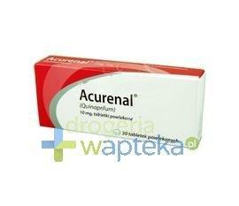 Acurenal tabletki powlekane 5mg 30 sztuk