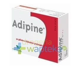 Adipine 5mg tabletki 30 sztuk