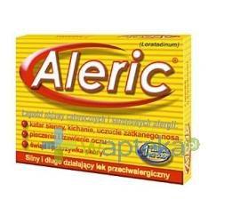 Aleric tabletki 10 mg 30 sztuk