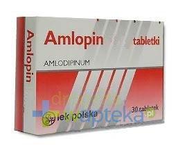 Amlopin 10 mg tabletki 30 sztuk