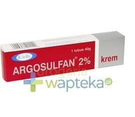 Argosulfan 2% krem 40 g