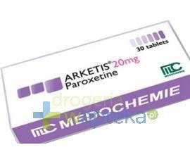 Arketis 20mg tabletki 30 sztuk