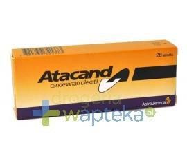 Atacand 16 mg tabletki 14 sztuk