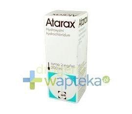 Atarax syrop (10 mg / 5 ml) 200 ml