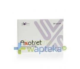 Axotret 10 mg kapsułki miękkie 30 sztuk