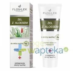 FLOS-LEK Żel z aloesem 50 ml
