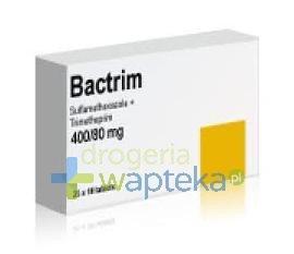 Bactrim 480 mg tabletki 20 sztuk