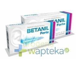 Betanil forte 24 mg tabletki 20 sztuk