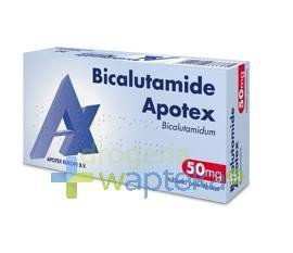 Bicalutamide Apotex 50mg tabletki powlekane 30 sztuk