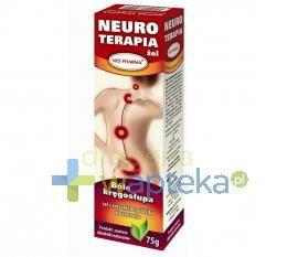 Neuro Terapia Żel na bóle kręgosłupa 75g