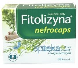 Fitolizyna nefrocaps 30 kapsułek