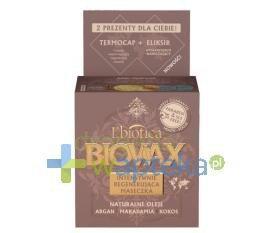 BIOVAX Maseczka Intensywnie Regenerująca Argan Makadamia Kokos 250 ml