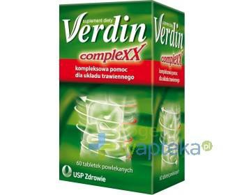 Verdin Complexx 60 tabletek